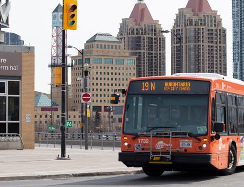 Canadian Urban Transit Association (CUTA)